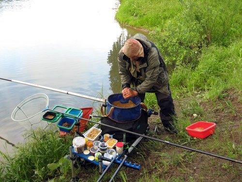 Советы по активизации клева рыбы