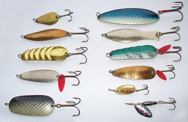 Блесны для рыбалки