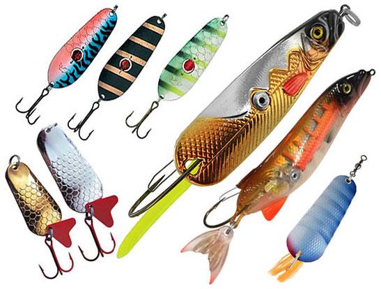 Искусственные приманки для рыбалки