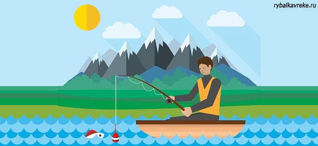Когда лучше ловить рыбу