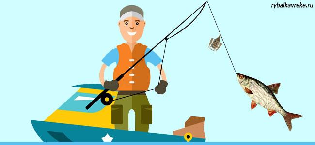 Способы ловли плотвы