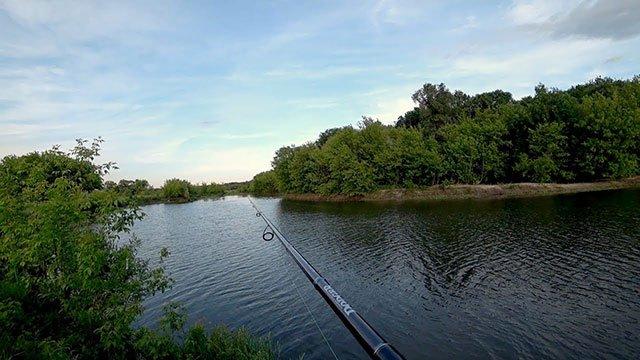 Рыбалка в разные сезоны