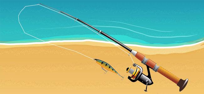 Твичинговая рыбалка