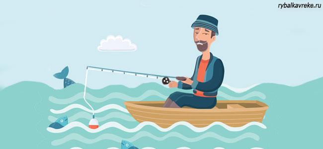 Причины отсутствия клева рыбы