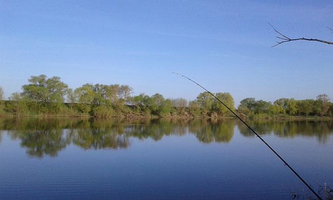 Ловля рыбы при повышенном атмосферном давлении
