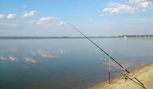 Ловля рыбы в июле