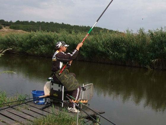 Популярные снасти для рыбалки