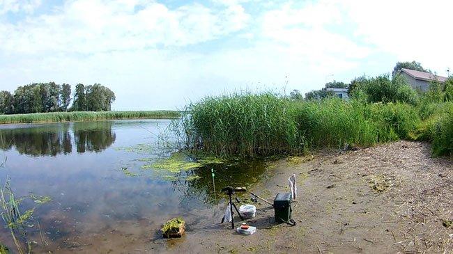 Воздействие погоды на рыбалку