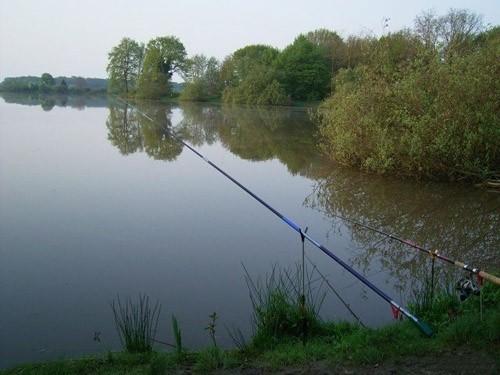 Нюансы выбора места для ловли рыбы