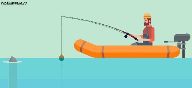 Популярные способы ловли рыбы